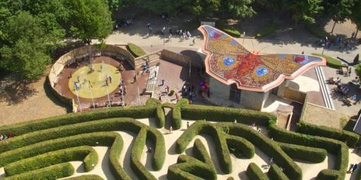 Drielandenpunt labyrint
