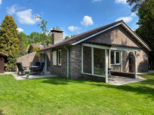 Beautiful recreation bungalow in Oisterwijk